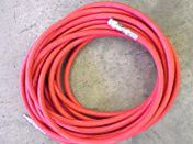 300 PSI Airline Hose 3/8 ID (50ft) w/Fittings