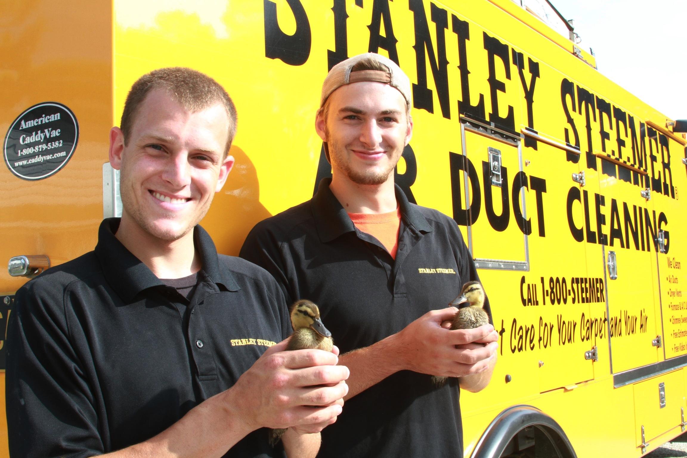 Meet Eric Farrell Operations Manager Stanley Steemer